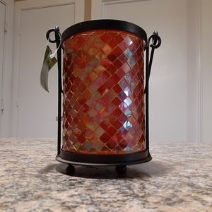 Other - Colored glass lantern